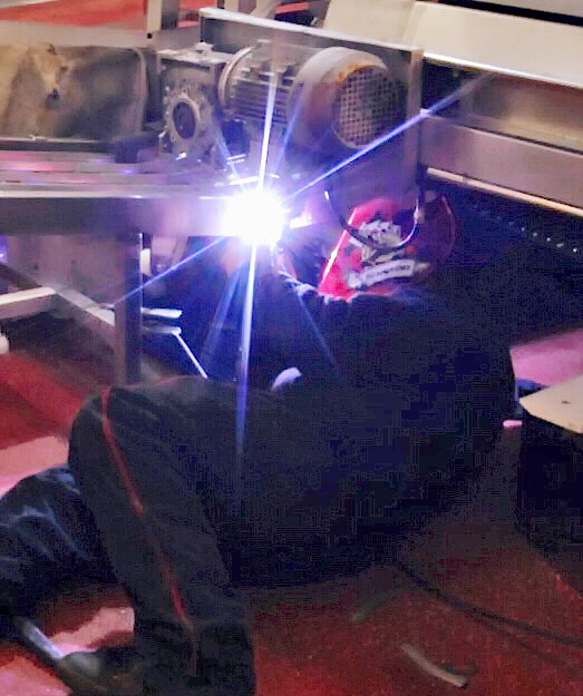 Plasma Cutting Axel Engineering
